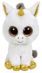 TY PEGASUS - biały jednorożec 24 cm