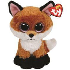TY SLICK smeđa lisica, 24 cm