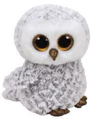 TY OWLETTE - biała sowa 24 cm