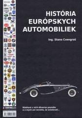 Cvengoš Stano: História Európskych automobiliek