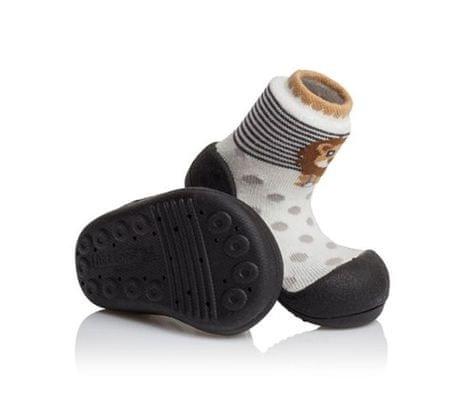 Attipas gyermek cipő Zoo Black 21,5 többszínű
