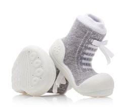 Attipas chlapčenské topánočky Sneakers Gray