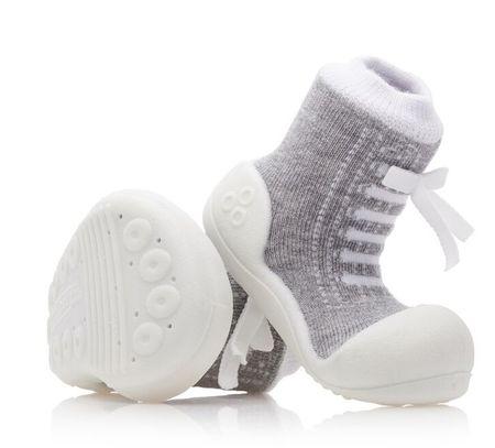 Attipas fiú gyerekcipő Sneakers Gray 22,5 szürke