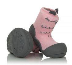 Attipas dívčí botičky Cutie Pink