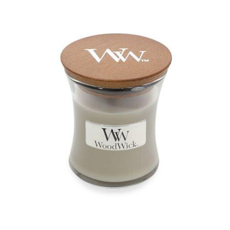Woodwick sveča Mini, Fireside (98106)