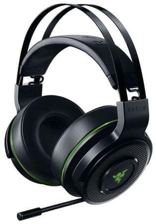 Razer słuchawki Thresher 7.1 dla Xbox One, czarne/zielone, (RZ04-02240100-R3M1)