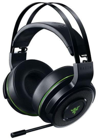 Razer Thresher 7.1 pro Xbox One, černá/zelená (RZ04-02240100-R3M1) - rozbaleno