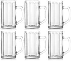 Ritzenhoff&Breker Brema sklenice na pivo 300 ml, 6 ks