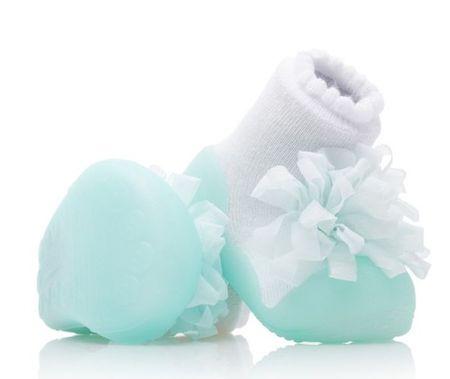 Attipas kislány cipő New Corsage Green 22,5 fehér/zöld