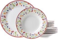 Ritzenhoff&Breker Shanti Doppio jídelní set 12 ks - použité