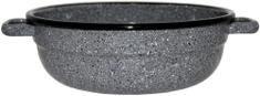 Metalac naczynie 22 cm kamienne wykończenie