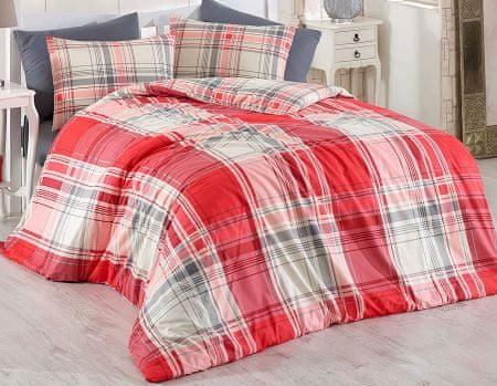 BedTex posteljina Alexia Red, 140x200