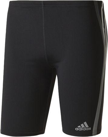 Adidas moške kopalke R TR+ Tape JM, mat črne, 42,0