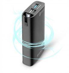 CellularLine prenosna baterija 6700, USB-C+microUSB