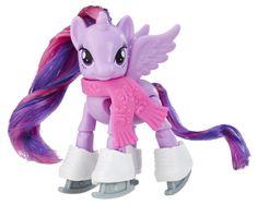 My Little Pony Poník s kĺbovými nôžkami a doplnkami - Twilight Sparkle