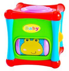 Rappa Baby aktív kocka a legkisebbeknek