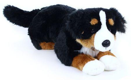Rappa ležeči plišasti pes, 61 cm
