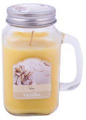 New Garden s.r.o. Svieca vonná v súdku vanilka 80 g