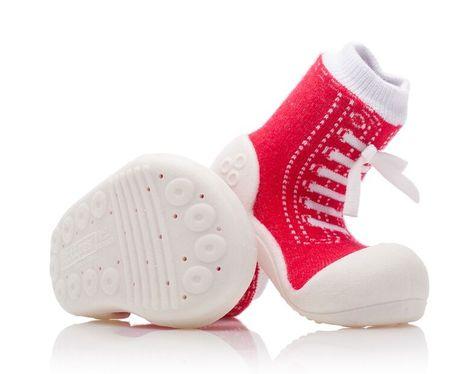 Attipas gyermek cipő Sneakers Red 19 piros