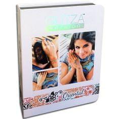 Glitza nalepke Tattoo Set Fashion – Oriental, 50216