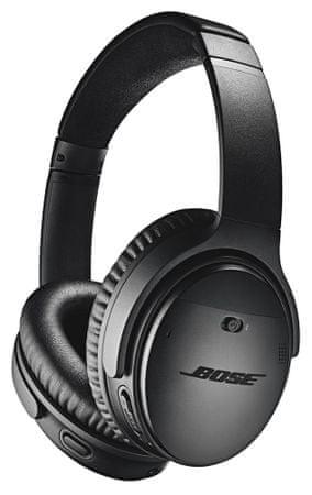 Bose brezžične slušalke QuietComfort 35 II, črne