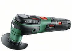 Bosch akumulatorski višenamjenski alat UniversalMulti 12 + 2,5 Ah baterija (0603103021)