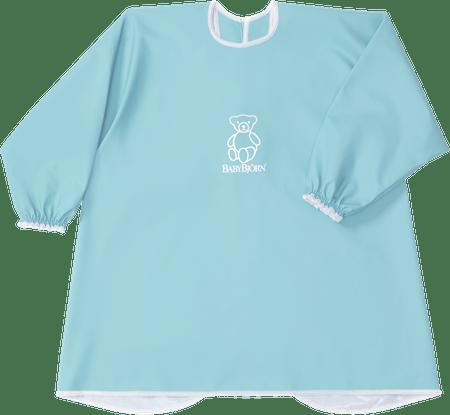 Babybjörn Zástěrka na krmení a hraní, tyrkysová