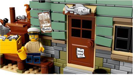ce0a10800aa7 LEGO 21310 Starý rybársky obchod - Diskusia