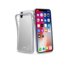 SBS ovitek za iPhone X, Extra-Slim, srebrn - odprta embalaža