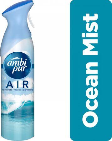 Ambi Pur Spray Ocean Mist Légfrissítő 300ml