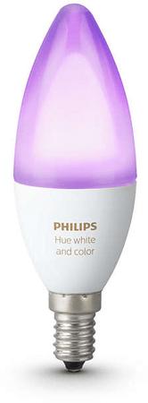 Philips Hue žiarovka 6,5W B39 E14 EU