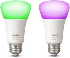 Philips Hue žiarovka 10W A19 E27 2Pack