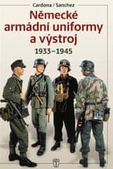 autor neuvedený: Německé uniformy