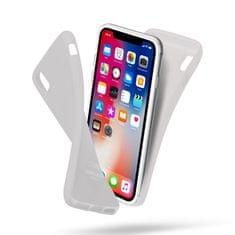 SBS ovitek Polo za iPhone X, bel