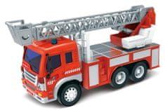 MaDe Auto požiarne s rebríkom