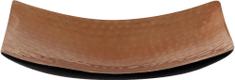 Toro Mísa černá, měď 37x21 cm