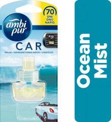 Ambi Pur Car Ocean Mist csíptetős autóillatosító utántöltő 7ml