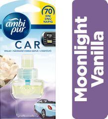 Ambi Pur Car Moonlight Vanilla csíptetős autóillatosító utántöltő 7 ml