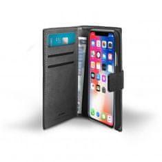 SBS preklopna torbica i maskica Duo za iPhone X, crna