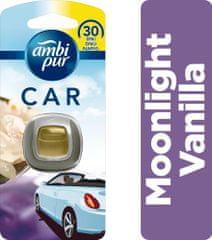Ambi Pur Car Moonlight Vanilla csíptetős autóillatosító 1db