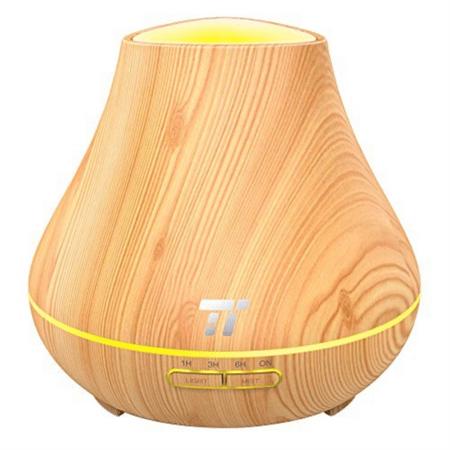 TaoTronics oljni difuzor TT-AD004, svetli les