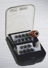 5b3d77042b5d7 Sada bitov 17 ks, automatický držiak bitov