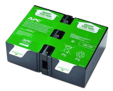 APC komplet baterij RBC1231 12 V, 7 Ah