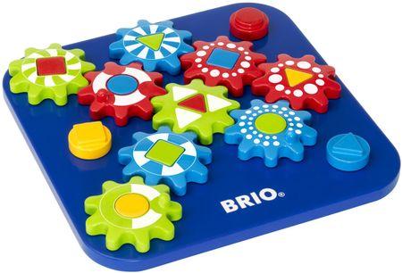 Brio 30188 Puzzle fogaskerekekből