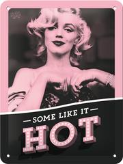 Postershop Tabuľa Marilyn Monroe