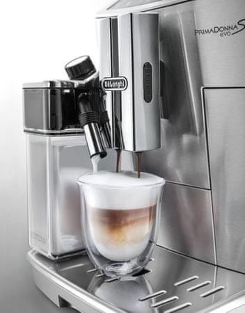 DeLonghi ECAM 510.55 M PrimaDonna S Evo kávéfőző | Euronics