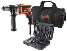 Black+Decker udarna bušilica KR805S32 800W