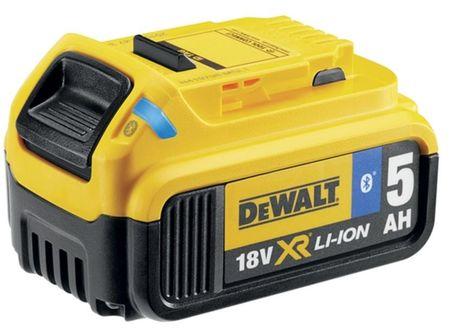 DeWalt baterija Li-Ion, Bluetooth 18V, 5,0Ah