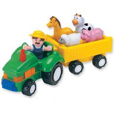 Alltoys Farmársky traktor