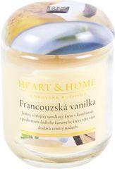 Albi Heart&Home Świeca Francuska wanilia, duża